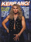 Kerrang Magazine June 24, 1989 Magazine