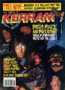 Kerrang Magazine July 15, 1989 Magazine