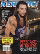 Kerrang Magazine August 19, 1989 Magazine