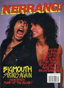Kerrang Magazine September 2, 1989 Magazine
