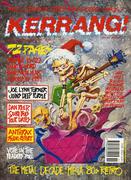 Kerrang Magazine December 23, 1989 Magazine