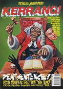 Kerrang Magazine February 10, 1990 Magazine