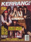Kerrang Magazine February 17, 1990 Magazine