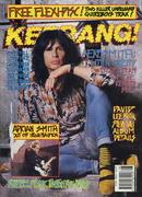 Kerrang Magazine February 24, 1990 Vintage Magazine