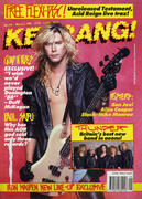 Kerrang Magazine March 3, 1990 Magazine