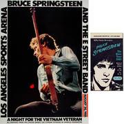 Bruce Springsteen & the E Street Band Poster Set