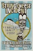 String Cheese Incident Poster