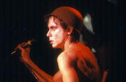 Iggy Pop Fine Art Print