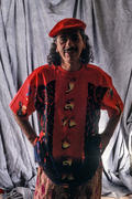 Santana Fine Art Print