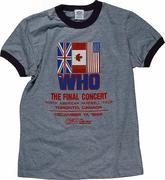 The Who Women's T-Shirt
