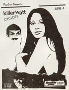 Killerwatt Handbill
