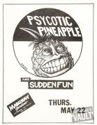 Psycotic Pineapple Handbill