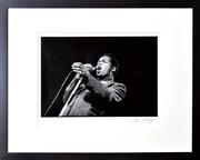 Lou Rawls Framed Fine Art Print