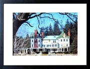 Millbrook House Framed Fine Art Print