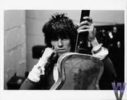 Keith Richards Vintage Print
