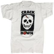 Crack Down Benefit Men's T-Shirt