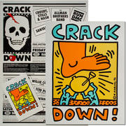 Crack Down Benefit Poster/Program Bundle