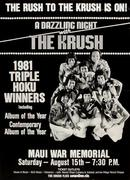 The Krush Poster