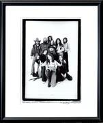Lynyrd Skynyrd Framed Fine Art Print