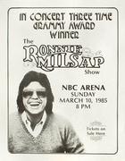 Ronnie Milsap Handbill
