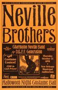 The Neville Brothers Poster