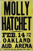 Molly Hatchet Poster