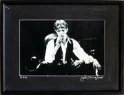 David Bowie Framed Vintage Print
