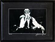 David Bowie Framed Vintage Print