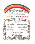 Bridge School Benefit Pellon