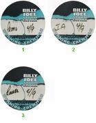 Billy Joel Backstage Pass