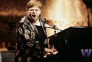 Elton John Fine Art Print