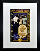 Fleetwood Mac Framed Poster