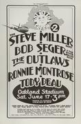 Steve Miller Band Poster