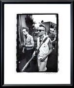 The Clash Framed Fine Art Print