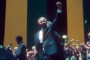 Nelson Mandela Fine Art Print