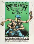 Shellac Poster