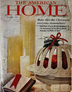 The American Home Magazine December 1959 Magazine