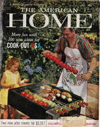 The American Home Magazine July 1959 Magazine