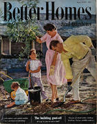Better Homes And Gardens Magazine April 1959 Magazine