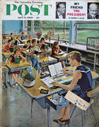 The Saturday Evening Post April 9, 1960 Magazine