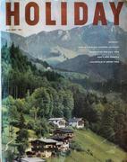 Holiday Magazine May 1959 Magazine