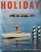 Holiday Magazine March 1959 Magazine