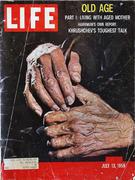 LIFE Magazine July 13, 1959 Magazine