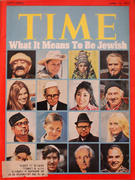 Time Magazine April 10, 1972 Magazine