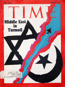 Time Magazine June 22, 1970 Magazine