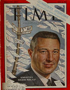 Time Magazine July 6, 1962 Magazine