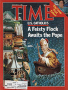 Time Magazine September 7, 1987 Magazine