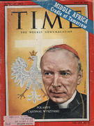 Time Magazine May 20, 1957 Magazine