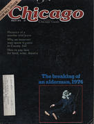 Chicago Magazine March 1975 Magazine