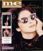 Music Express Magazine March 1991 Magazine